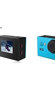 """mini waterdichte sport-actie dash camera bundel - 1.5 """"LCD-scherm, een verscheidenheid van kleuren"""