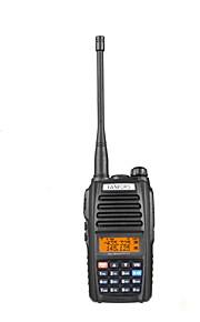 uhf: 400-519mhz&VHF: 136-174MHz 5W fm twee manier radio walkie talkie zendontvanger intercom E600