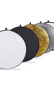 Interfit 80 centimetri da 32 pollici a 5-in-1 pieghevole multi-disco riflettore di luce