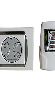 4 kanals digital trådløs fjernbetjening switch