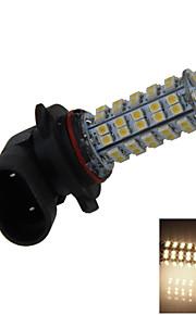1X 68 1210 LED 9006 Bulb Warm White Fog Light Parking Backup Lamp DC 12V HB4 P22d H304