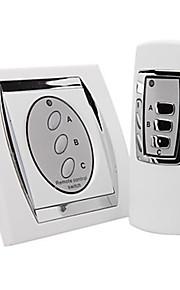 trois ports de commutateur marche / arrêt numérique sans fil d'alimentation à distance&Livraison gratuite