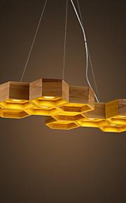 Hängande lampor - Living Room/Dining Room/Sovrum - Rustik/Stuga/Kontor/företag - Flush Mount Lights