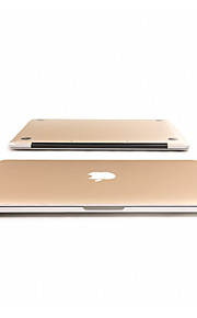 """כיסוי מחשב נייד לMacBook רשתית 15.4 """", עם מכסה עליון ותחתון"""