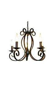 Ljuskronor/Hängande lampor - Bedroom/Dining Room/Sovrum - Traditionell/Klassisk/Rustik