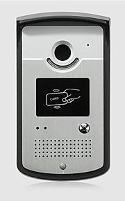Draadloos - Handsfree 3.5 , Gefotografeerd/Opname/Meergezins video deurbel )