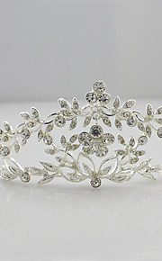 Bryllup/Party - Diademer ( Legering/Strass )
