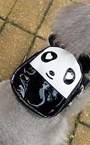 grin med pets® elegant kinesisk panda form rejse rygsæk til kæledyr hunde (assorterede størrelser)