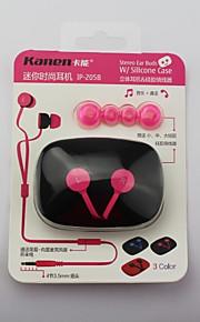 Kanen IP-205B PI8NwQjP4 Fashionable Earphone Built-in Microphone