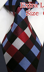 Men's Casual Checked Multicolor Ties