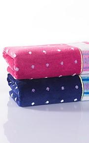 ウォッシュタオル - コットン100% - 染糸 - towel:33*75cm