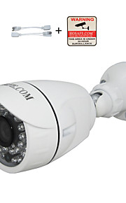 hosafe ™ 2mb6 2,0 megapixel 1080p bullet (plug and play, il rilevamento del movimento, 36 IR-LED, ONVIF)