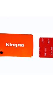 Kingma floaty sieni gopro sankari 4/3 + / 3 / 2/1, jossa 3m tarra, väri: punainen