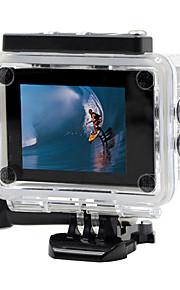 Sportskamera/GoPro Style-kamera 2 12MP 1920 x 1080 CMOS 32 GB H.264Engelsk / Tysk / Italiensk / Russisk / Tyrkisk / Hollandsk / Fransk /
