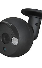 IP Camera - HOSAFE - All'aperto - Cupola -Impermeabile/Giorno Notte/Sensore di movimento/Dual Stream/Accesso Remoto/Filtro