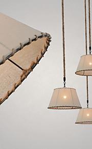 Ljuskronor/Hängande lampor - Bedroom/Dining Room/Sovrum - Modern/Traditionell/Klassisk/Rustik/Stuga/Vintage/Kontor/företag/Rustik/Glob -