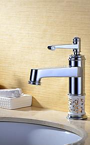 Смеситель раковина кран бассейна переходный хром латунь горячая и холодная одной ручкой ванной