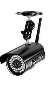 IP Camera All'aperto - Proiettile -Impermeabile/Giorno Notte/Sensore di movimento/Dual Stream/Accesso Remoto/Installazione protetta del