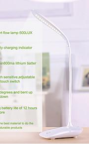 모던/현대/새로움 - 데스크 램프 - LED/충전가능/눈 보호 - 플라스틱