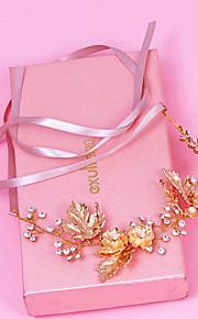 Women's Rhinestone/Alloy Headpiece - Wedding/Special Occasion Hair Clip 1 Piece