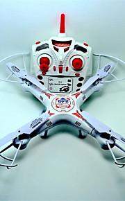 hy6050 radio controle quad kopteri 2.4GHz 6 akselin 4-kanavainen helicoptero