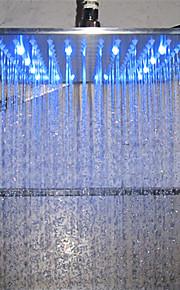 stianless acier 304 douche avec de 12 pouces