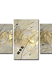 visuele star®high kwaliteit canvas schilderij met de hand geschilderd moderne olieverf kunst klaar te hangen