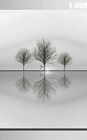 전자 home® 캔버스는 나무 장식 그림의 반사를 예술 뻗어 한 개