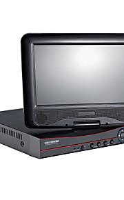 DC 10.1 Inch 8CH 720P/1080P with HDMI and P2P LCD AHD for AHD-6814HM-A1