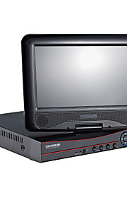 dc 10,1 tommer 8-kanals 720p / 1080p med HDMI og p2p lcd ahd til ahd-6814hm-a1