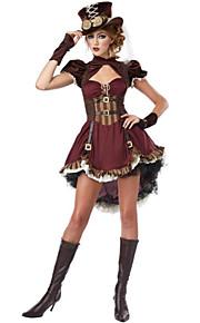 Eventyr kostymer - Halloween/Karneval - Kostume - Kjole/Hansker/Underbukser/Hodeplagg - til Kvinnelig