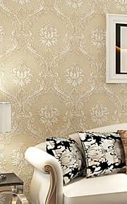 contemporaine papier peint art déco 3d salon luxueux papier peint revêtement mural art non-tissé mur de tissu