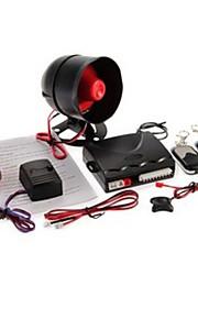 Sistema di protezione antifurto per auto 1 via con 2 telecomando