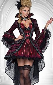 Vampyrer - Halloween/Karneval - Kostume - Kjole/Korsetter - til Kvinnelig