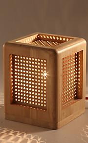 Tafellamp - Meerdere kleuren - Traditioneel /Klassiek - Hout/bamboe