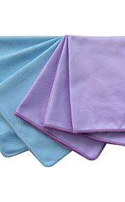 sinland microfiber reinigingsdoekje voor roestvrijstalen apparaten raam poetsdoeken 16 inch × 16 inch 6 pack