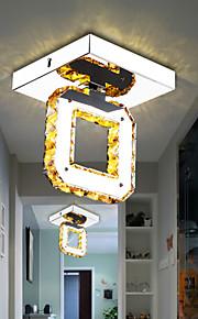 Pendant Lights Crystal/LED Modern/Contemporary Dining Room/Hallway Crystal