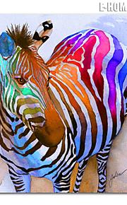 전자 home® 자기 인쇄 교체 예술 다채로운 동물 장식 그림 멀티 스타일 옵션을