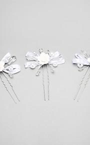 Başlık Kadın / Çiçekçi Kız Saç İğnesi Düğün / Özel Anlar Düğün / Özel Anlar 3 Parça