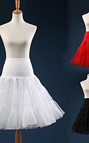 Underklänningar ( Tyll , Vit / Svart / Röd ) - Ball Gown Underkjol - 65 - 3