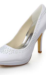 Chaussures de mariage - Blanc - Mariage / Habillé - Talons / A Plateau - Talons - Homme