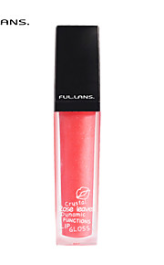 FUL.LANS. Natural Organic Lip Gloss. Quality OF A Material Is Thin, Naked Makeup Effect. 7 COLOR.  F-0001  7.5g