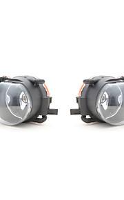 2004-2007 BMW E60 5-serie udskiftning tågeforlygter lamper klare par sæt