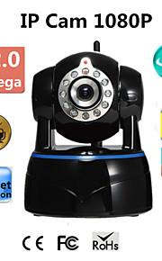 ip camera 2MP Full HD 1080p wifi draadloze p2p ONVIF PTZ-sd-kaart nachtzicht android cctv netwerkbeveiliging ip cam kamera