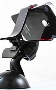 køretøjet mobiltelefon support gps navigator pvc doven glas suge sugekop beslag