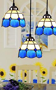 Riipus valot - Lasi - Moderni / Traditionaalinen/klassinen / Rustiikki / Vintage / Retro / Lantern - LED