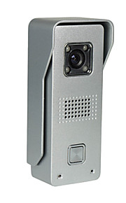 Tilkoblet - Telefon - One to One video Dørtelefonen ( 7 inch, Fotograferet )