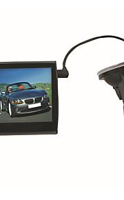 CAR DVD - 3 MP CMOS - 3264 x 2448 - Vidvinkel / 720P / HD
