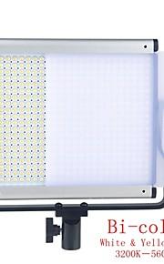 bærbar ultra tynde dæmpbar 480 ledede panel lys jyled-500 bi-farve fotografering studio videolys