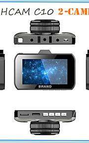 CAR DVD - 3 MP CMOS - 4000 x 3000 - Full HD / Video ud / G-sensor / Vidvinkel / 1080P